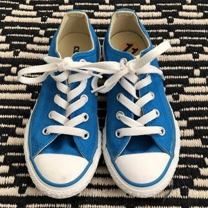 Converse All Star Chucks Blue 11